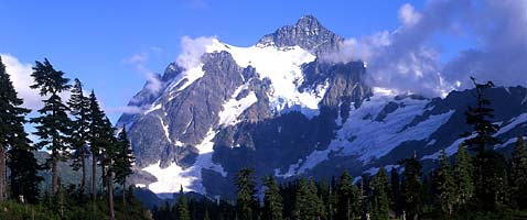 Mt. Shuksan Climb with International Mountain Guides