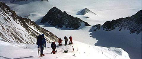 Vinson Massif Climb with International Mountain Guides