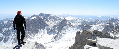 Mt. Whitney Summit Climb via the Mountaineers Route with International Mountain Guides