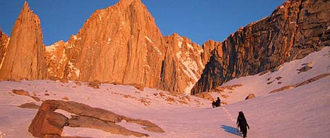 International Mountain Guides Climbing and Trekking Expedition Photos