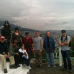 Acclimatization hike in Quito. (Photo by Greg Vernovage)