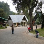 Kili Park Machame Gate and Ranger Station