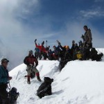 Lobuche Summit!