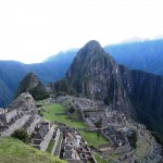 Machu Picchu. (Photo by Kelly Ryan)