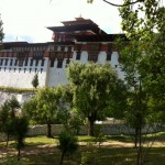 Rinpung Dzong, Paro (photo by W.M. Holbrook)