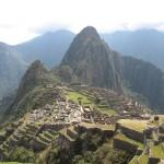 Classic Machu Picchu. (Peter Anderson)