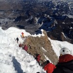 Huayna Potosi Summit Ridge (Greg Vernovage)