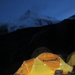 Base Camp Evening (Phunuru Sherpa)