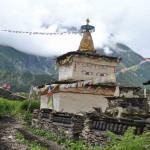 Trekking to Manaslu BC (Lobsang Sherpa)