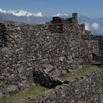 Inca ruin along the hike (photo: Peter Anderson)