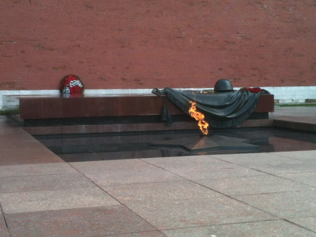 Tomb of Russia's Unknown Soldier (Phil Ershler)