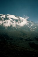 A beautiful view of Kilimanjaro