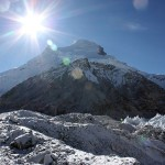Cho Oyu above ABC