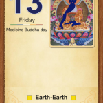 Friday the 13th on the Tibetan calendar   (Ang Jangbu)