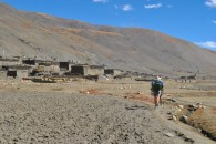 Trekkers reach Lower Dolpo