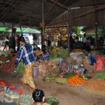 Fruit and vegetable market in Bagan (Jenni Fogle)