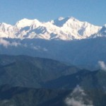 View of Kangchenjunga (Phil Ershler)