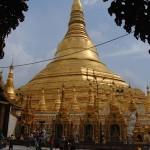 Shwedagon Pagoda in Yangon (Jenni Fogle)