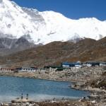 Gokyo village (Ang Jangbu Sherpa)