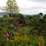 Trekking in Myanmar (Jenni Fogle)