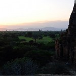 Bagan Sunset (photo: Jenni Fogle)