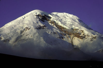 Chimborazo (Photo Jorge Anhalzer)
