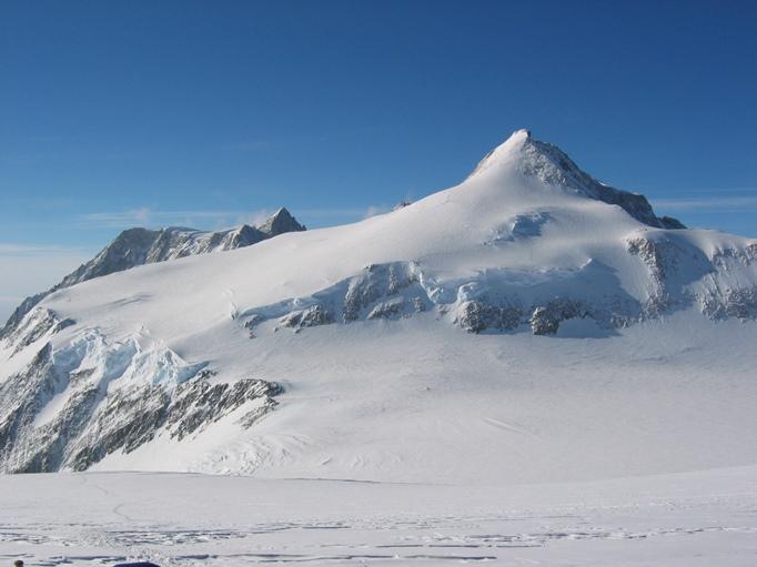 Mt. Shinn, Antarctica