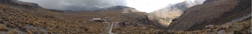 Piedra Grande Hut.