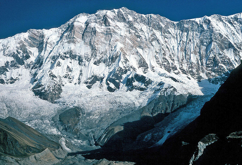 The South Face of Annapurna  1