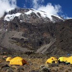 Barranco Camp on Kilimanjaro (Eric Simonson)