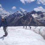 Elbrus Glacier Hike. (Mike Hamill)