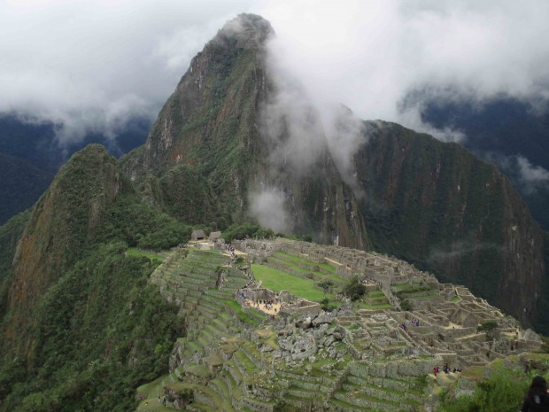 Mystical Machu Picchu. (Photo by Peter Anderson)