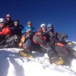 Huayna Potosi Summit