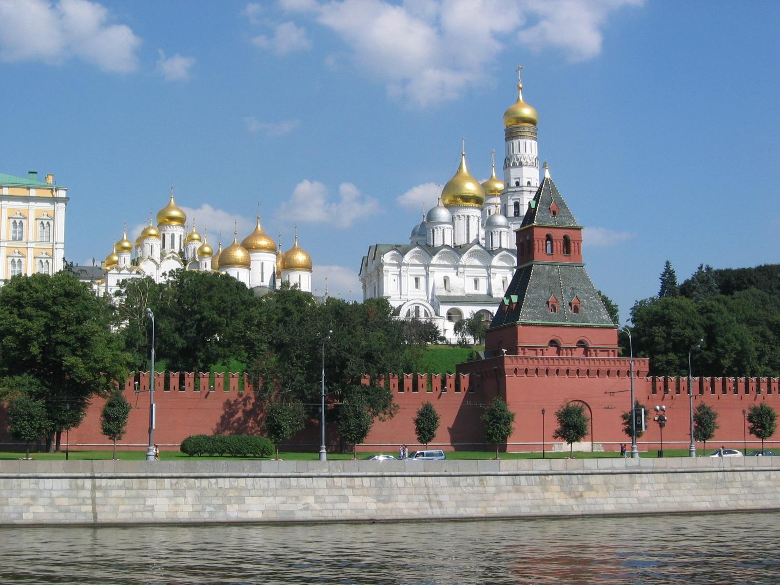 Kremlin Wall