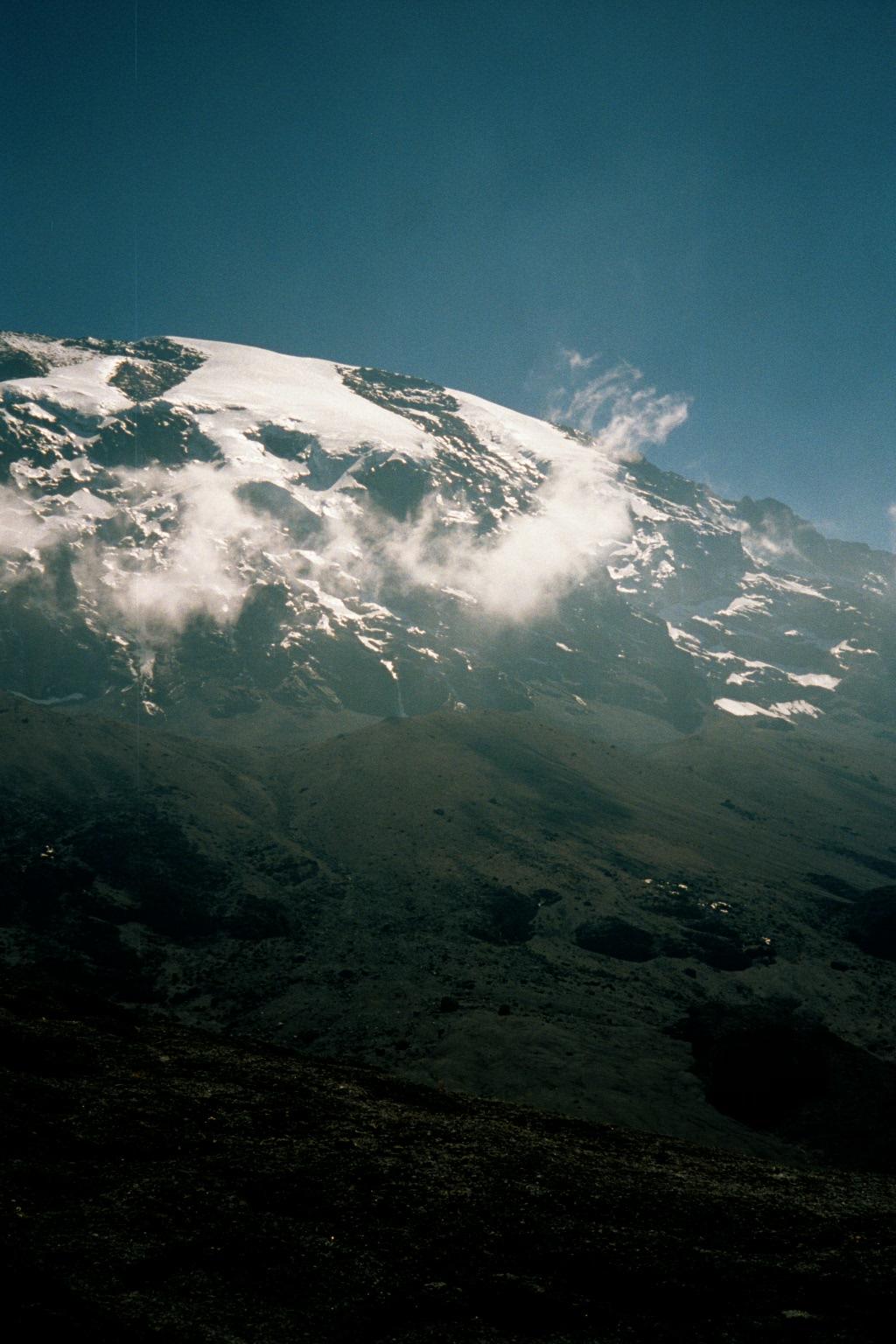 A beautiful view of Kili.