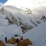 Camp 1 on Cho Oyu (Greg Vernovage)