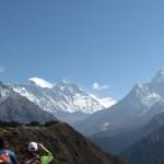 Ama Dablam, Lhotse and Everest (Greg Vernovage)