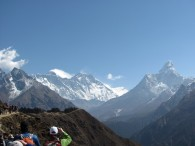 Ama Dablam, Lhotse and Everest (Greg Vernovage)