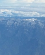 Carstensz close up from the air (Dan Zokaites)