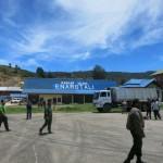 Arriving at Enarotali Airport (Dan Zokaites)