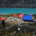 Carstensz Pyramid Base Camp (Jason Edwards)