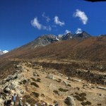 Khumbu Valley Panorama (Tye Chapman)