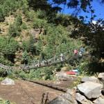The new Suspension Bridge (Tye Chapman)