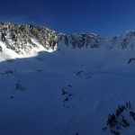 Woverine Cirque, Wasatch Mountains, Utah (Cedric Gamble)