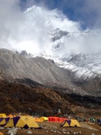 Ama Dablam Base Camp (Mark Allen)