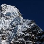 The Dablam Glacier (Justin Merle)