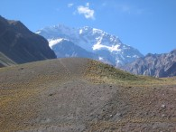 South Side of Aconcagua
