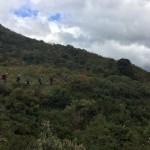 Acclimatization hike on Cuicocha