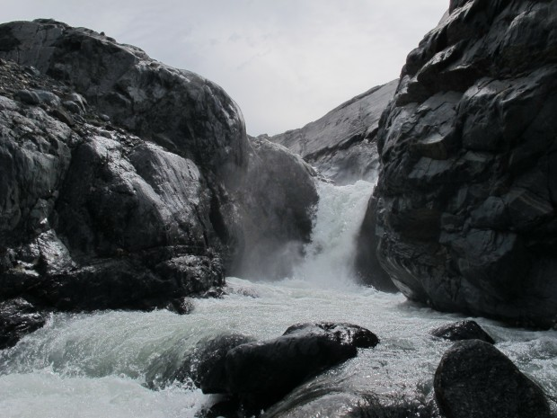 French Valley Waterfall (Photo Tye Chapman)