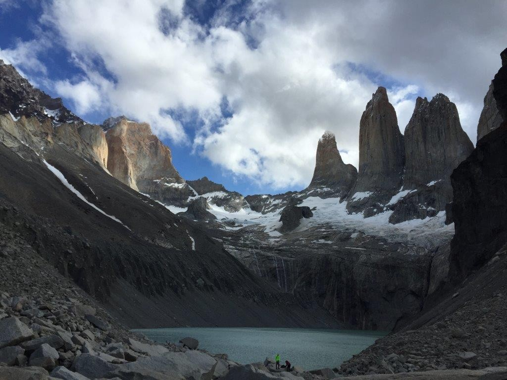 One of many postcard moments in Torres del Paine National Park. (Photo by Tye Chapman)